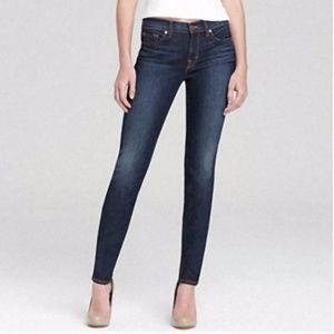 J Brand Skinny Leg Dark Vintage Jeans 27